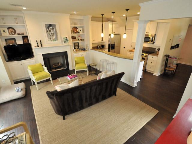 152 Spring Street open floor plan
