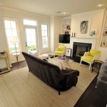 152 Spring Street living room