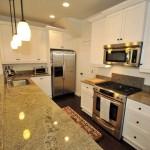 152 Spring Street at kitchen