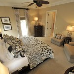 Master bedroom at 2405 Daniel Island Drive