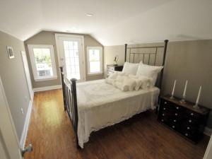 Upstairs bedroom at 9 Carolina Street
