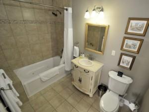 Updated bathroom at 9 Carolina Street