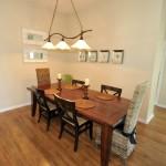 Dining area at 1621 Pin Oak Cut