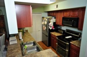 1481 Center Street kitchen