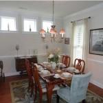 Dining room at 3012 Shiloh Lane