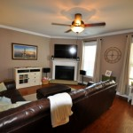 2353 Eagle Creek Drive living room