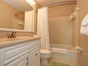 Full bath at 2237 Oyster Catcher Court