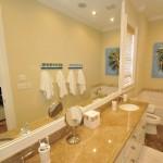 Master bath at 25 Ocean Point