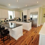 Kitchen at 25 Ocean Point