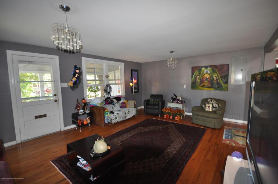 Living room at 714 Azalea Street