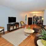 Living room at 352 Howle Ave