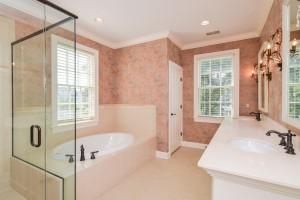 Bathroom at 215 Ferryman Lane