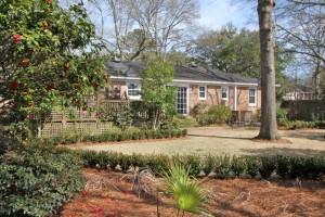 1325 Ashley Hall Road backyard