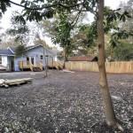 Backyard at 2065 Medway Road