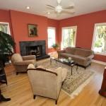 406 Merritt Boulevard living room
