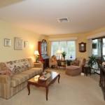 Living room at 302 Port O Call