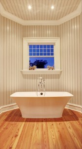 Zen bath at 38 Church Street
