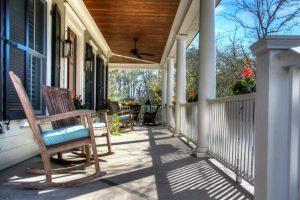 Porch at 231 Delahow Street