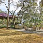 Community pavilion in The Reverie