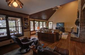 Living room at 760 Lakenheath