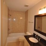Bathroom at 1851-D Montclair