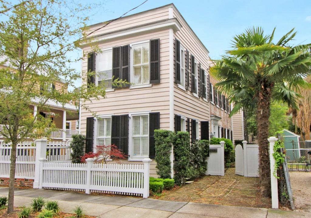15 Montagu Street, Charleston, SC