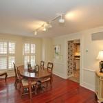 15 Montagu Street dining room