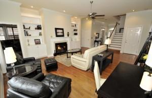 Living room at 3227 Sand Marsh Lane