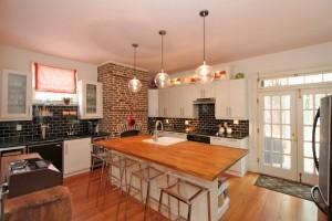 Kitchen at 8 Gadsden Street