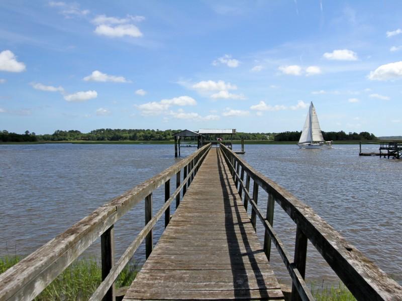 4909 Hideaway Pointe dock