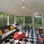 307 Molasses screened porch