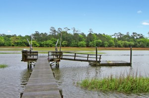 436 Rice Hope Drive dock