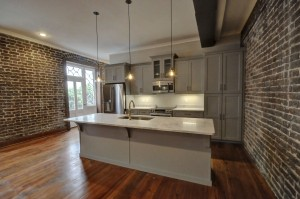 Kitchen at 184 East Bay Street