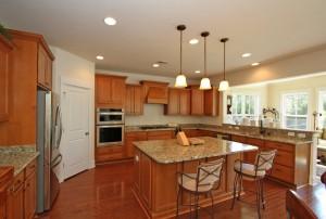 1353 Scotts Creek kitchen