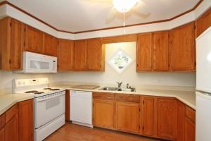Kitchen at 18 Ogier Street