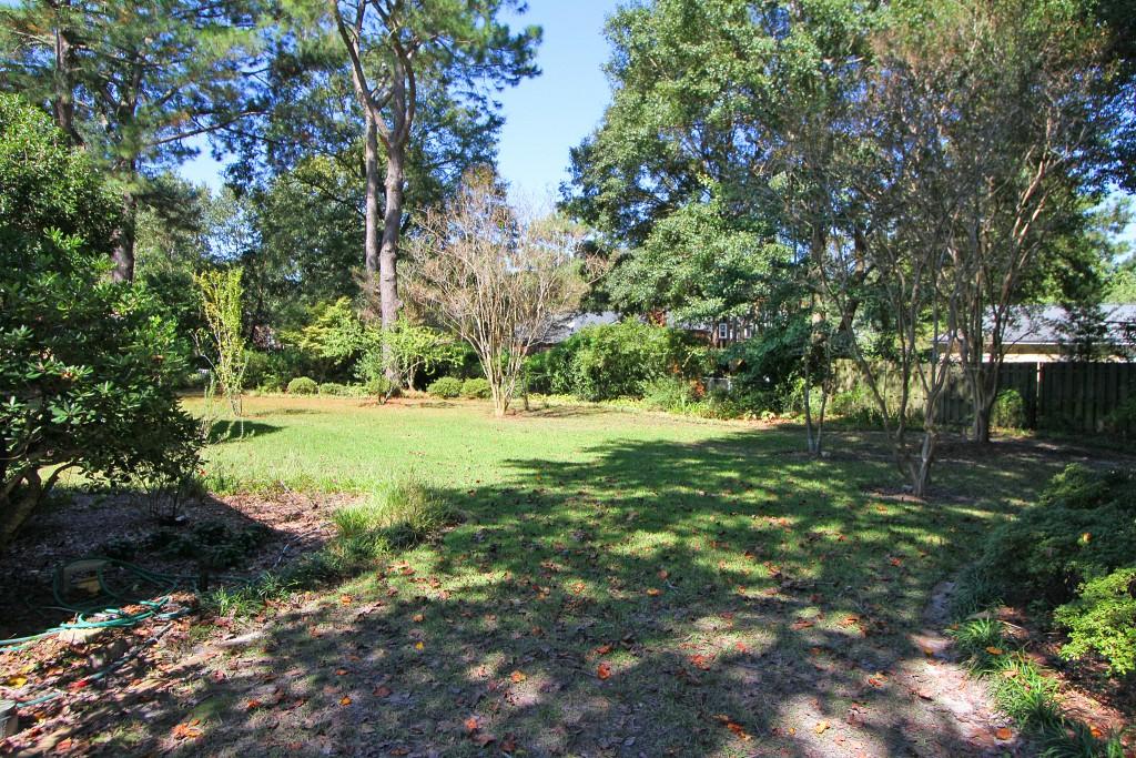 Backyard at 974 Cummings Circle