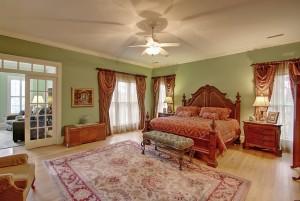 3158 Pignatelli Crescent master bedroom