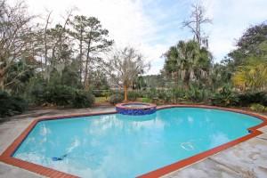 Pool at 3158 Pignatelli Crescent
