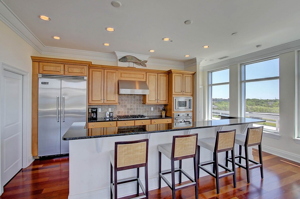Kitchen at 261 Cooper River Drive