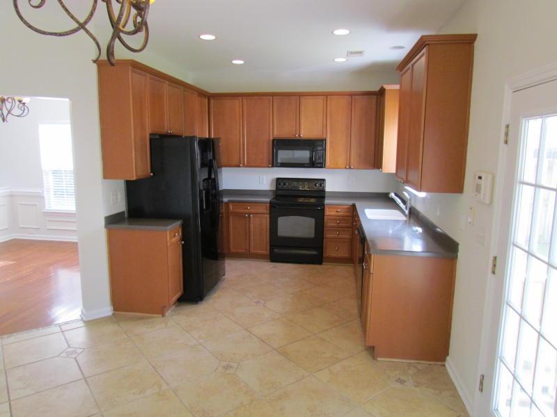kitchen at 104 Rosario Drive