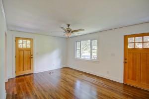 Living room at 2154 Coker Ave