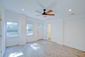 Master bedroom at 2154 Coker Ave