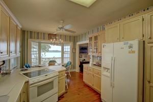 kitchen at 2430 Sea Island Yacht Club