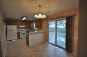 Kitchen at 8211 Continental Court