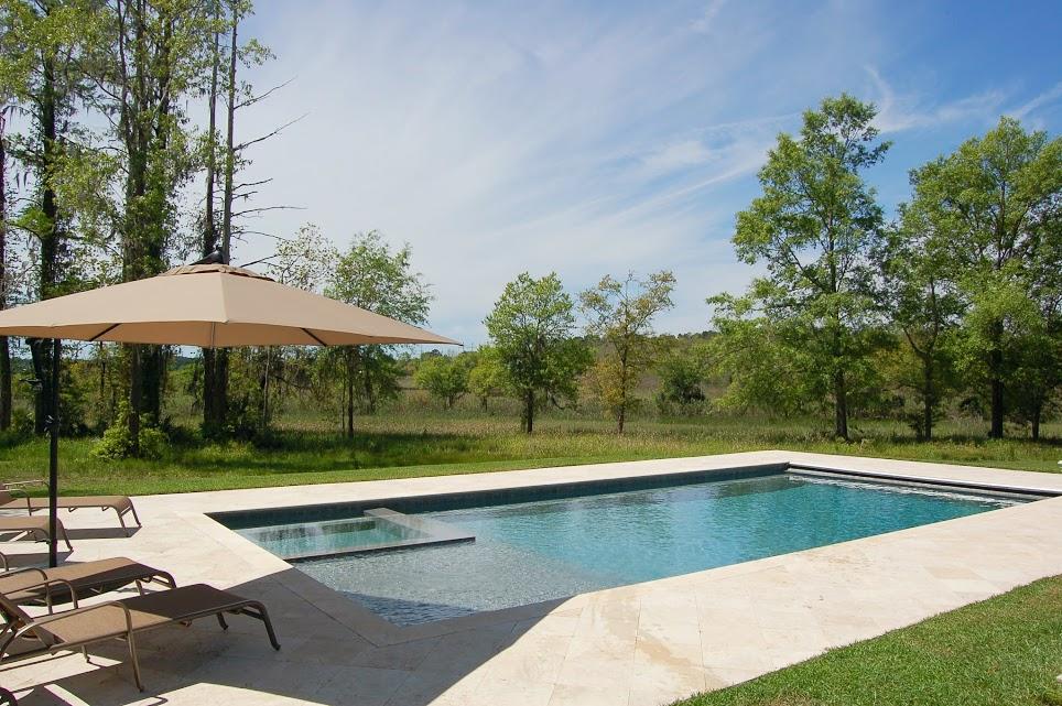 Pool at 1021 Hughes Road