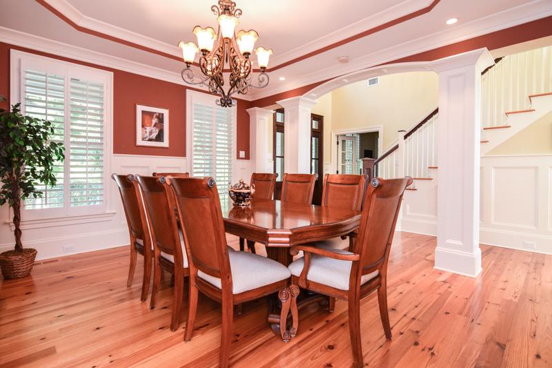 Dining room at 1021 Hughes Road
