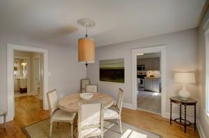 Dining room at 1052 Bexley Street