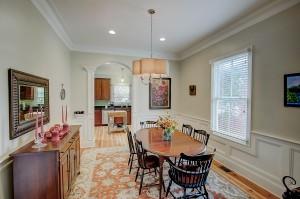 Dining room at 171 Mary Ellen