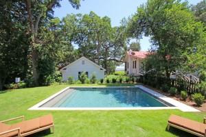 121 Live Oak private pool