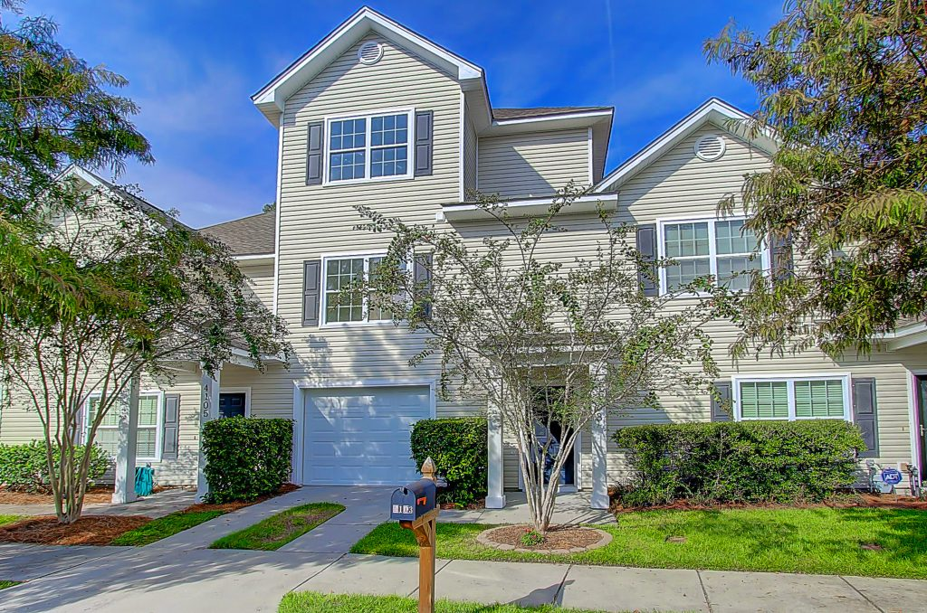 4103 perrine street three bedroom west ashley townhome the cassina group charleston sc for 2 bedroom apartments west ashley sc